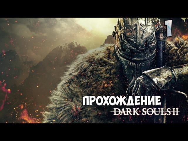 Прохождение Dark Souls 2 PC [Путь Мечника].Верни голову, сука