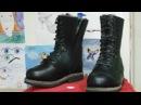 Making super warm Natural winter boots \ Делаем зимние берцы Сталкер