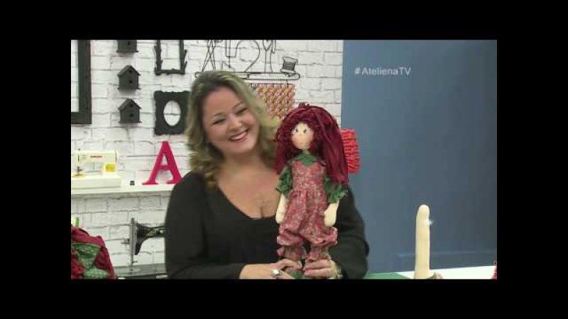 Ateliê na TV - Rede Vida - 06.07.2017 - Vladir Moreira e Cláudia Figueiredo