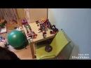 Робот пылесос на страже порядка. Xiaomi Mi Robot vacuum cleaner vs DANIIL CHE