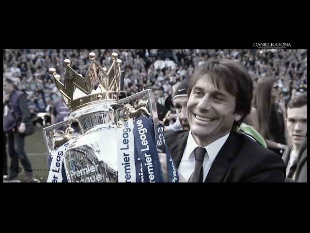 Chelsea FC - Champions of England 2017