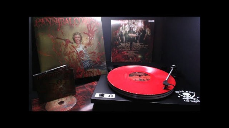 Cannibal Corpse Red Before Black LP Stream