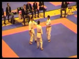 Commonwealth Karate Championships Scotland May 2008 - bunkai