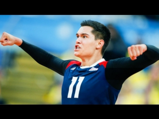Top 20 aggressive play setters - beautiful volleyball actions - world league 2017