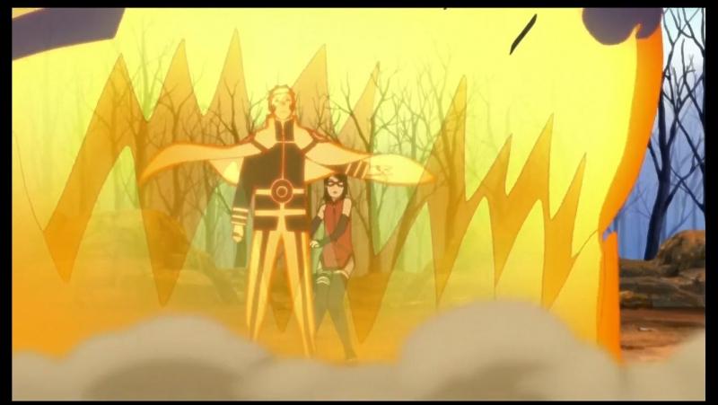 Boruto_ Naruto Next Generations 【AMV】 Naruto Sasuke Sakura vs. Shin Uchiha