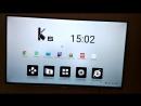 Tv Box K6_ Amlogic S812 Quad core , 2G_16G, 2.4G_5G Wi-Fi, Bluetooth 4.0, SATA, 1000M LAN