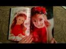 наши модельки на страницах журнала
