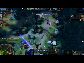 VP.Solo Rampage. Virtus.pro G2A против LGD Gaming. Dota Summit 7
