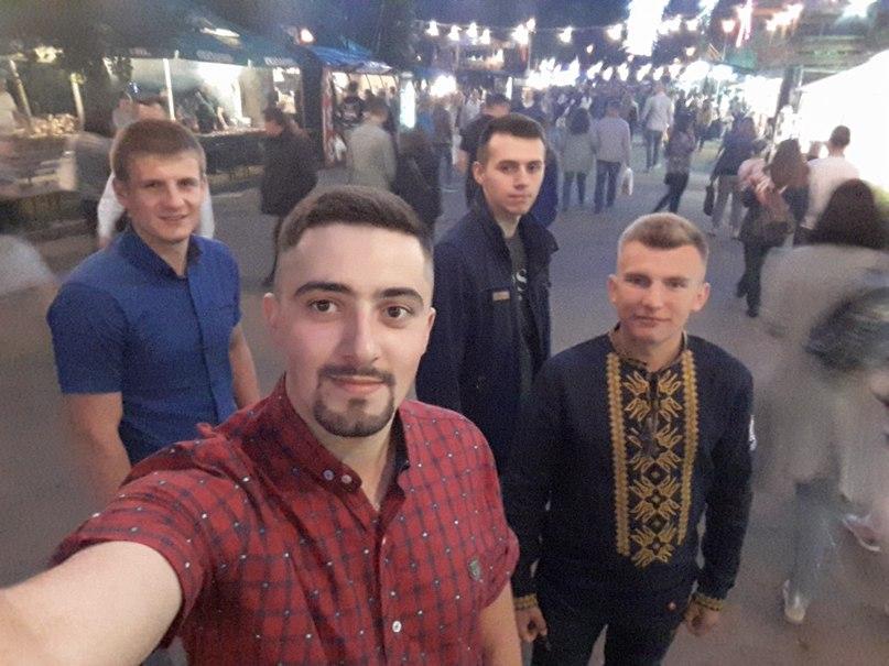Рома Пазій | Тернополь