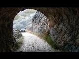 Как оно должно было быть!!! Тоннель в скале горы Таз-Тау, БАН ЮТУБА(((