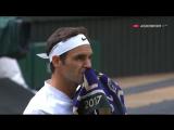 Wimbledon 2017  12 Финала  Роджер Федерер (Швейцария)  Томаш Бердых (Чехия)  Roger Federer vs Tomas Berdych  Eurosport 2 H