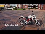 Мотоцикл Baltmotors Z2 - линейка 2018