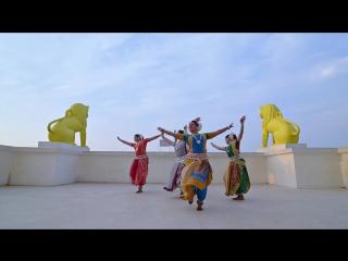 Адаптации Индийского танца на музыку Ed Sheeran - Shape Of You