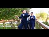 Сумасшедше-Веселая Свадьба Зажигательного ведущего из Астрахани Искакова Руслана и его Милой Избранницы Талигат