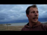 Застрял в песке на Обском море