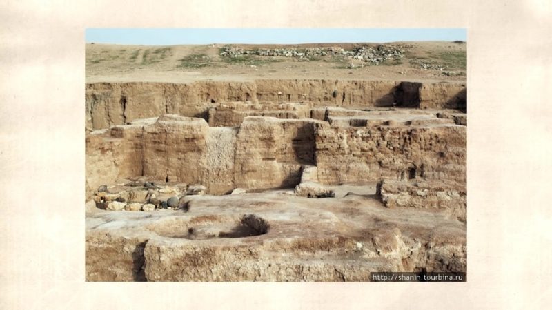 Содом и Гоморра. 5 городов у Мертвого Моря, сожженые серой в 18 веке