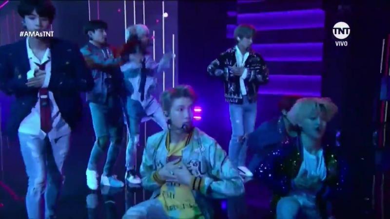 BTS DNA AMA