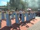 Праздник в Парке Победы. День города и День России