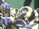 NFL | 2000 | Week 5 | San Diego Chargers @ St. Louis Rams