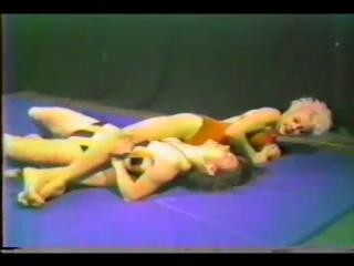 Brandi vs Cheri Special Interests Female Wrestling