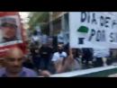 Международный День гнева за Сирию Буэнос Айрес Аргентина 14 10 2017