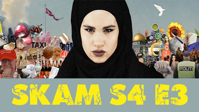 Skam / Стыд - 4 сезон 3 Эпизод (русские субтитры)