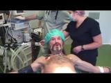 Никите Джигурде вырезают грыжу (2015)