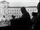 Никита Хрущев в Мурманске 1962 год