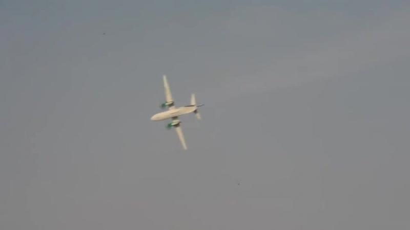 «Антонов» представив свій новий літак на престижному міжнародному авіашоу Dubai Air Show в Саудівській Аравії