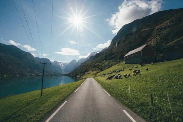 Роскошные пейзажи Норвегии - Страница 38 Agk3BKvR0kw