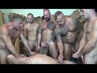 Dads and sons gangbang 2