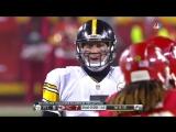 AFC Divisional Playoffs Pittsburgh Steelers@Kansas City Chiefs part1