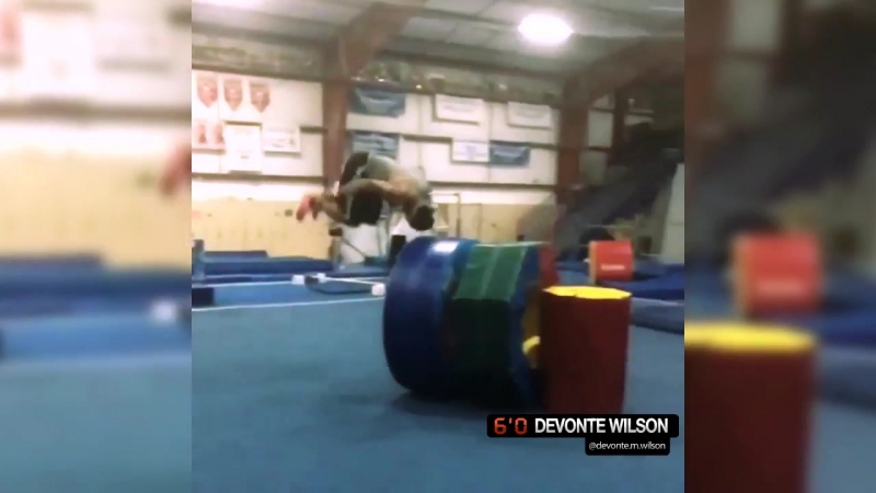 Devonte Wilson - Strength and Box Jumps Workouts