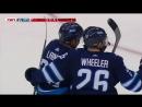 НХЛ 2017/18. «Виннипег Джетс» - «Миннесота Уайлд» / второй гол Лайне