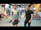 Men's Physique из Бруклина. Сергей Смирнов и Антон Дегтярёв