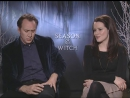 2011 › Интервью с Джейком Гамильтоном в рамках промо тура фильма Время ведьм