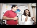 İsrayıl Məmmədov və Nəzakət xanım toyda duet