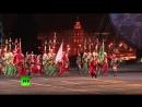 Самые яркие моменты открытия юбилейного фестиваля «Спасская башня»