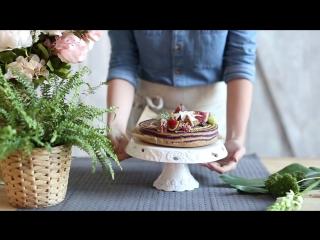Курс по приготовлению полезных десертов без муки, сахара и выпечки!