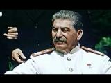 И.В.Сталин, W.L.S.Ghurchill, H.S.Truman, Потсдамская конференция, июль 1945 г., документальные кадры, HD1080