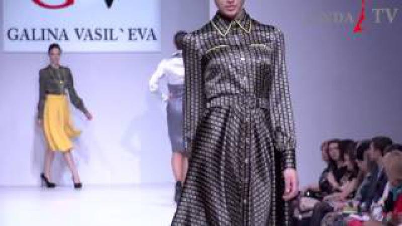 Модели агентства Linda приняли участие в неделе высокой моды в Москве