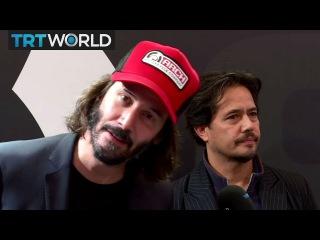 Milan Motorcycle Show & Keanu Reeves speaks to TRT World