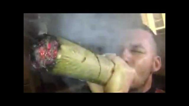 Самая большая сигара в мире