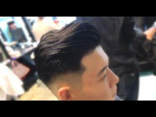 Kenneth Siu's Haircut - Dexter