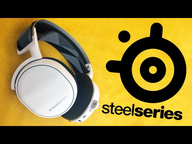 Обзор беспроводной игровой гарнитуры SteelSeries Arctis 7 - новый топчик или нет?