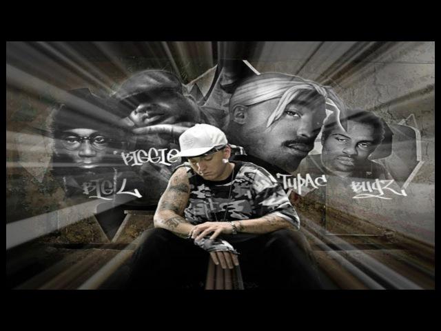 Eminem 2Pac - When I'm Gone (NEW 2017 21 Year Tribute) [HD]