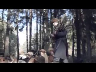 Исторический фильм ГРОЗНОЕ ВРЕМЯ Сериал 4 серия Эпоха Ивана Грозного