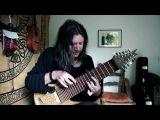 Old folk song on Krappy guitar by Jan Laurenz 2017 version