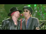 Guns N' Roses (Featuring Izzy Stradlin) - 14 Years (Live at London 2012) (Pro Shot HD)