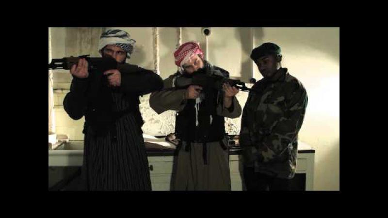 FARD SNAGA - KALASHNIKOV TALION 2 : LA RABIA (prod von Drumz N' Roses)